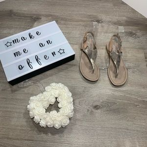 Franco Sarto women's sandals
